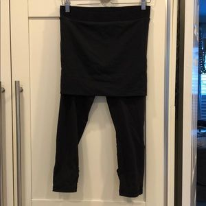 Lululemon Skirted Leggings